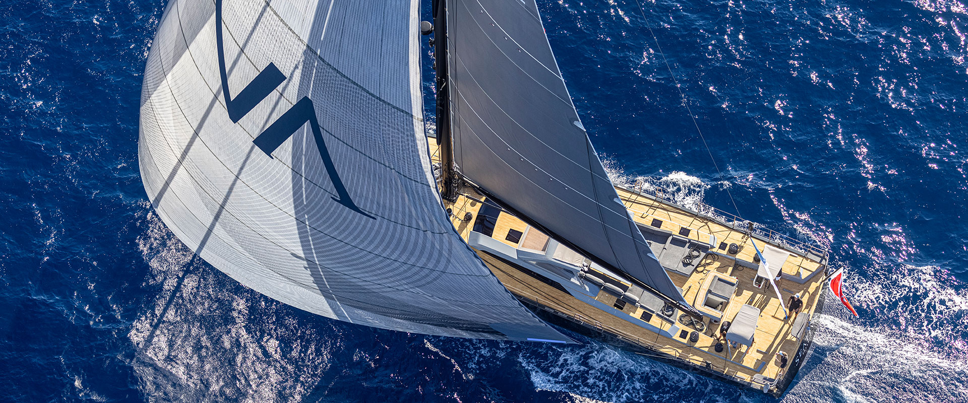 Sw96 Seatius Yacht Award Winning Yacht Southern Wind City mountains dock sail boat yacht