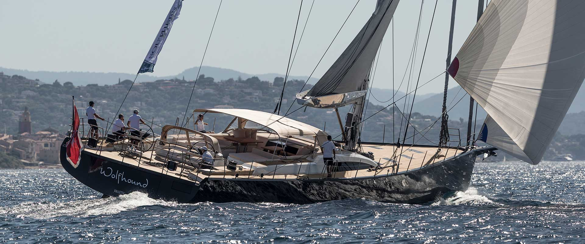 SW105 Wolfhound Southern Wind Yachts