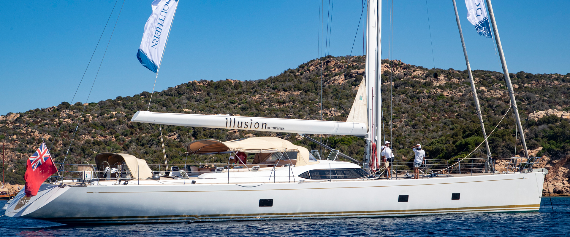 SW100 Illusion of the Isles_Southern Wind Yachts for sale