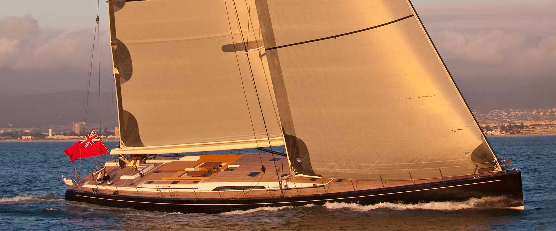 SW110 Thalima yacht for charter
