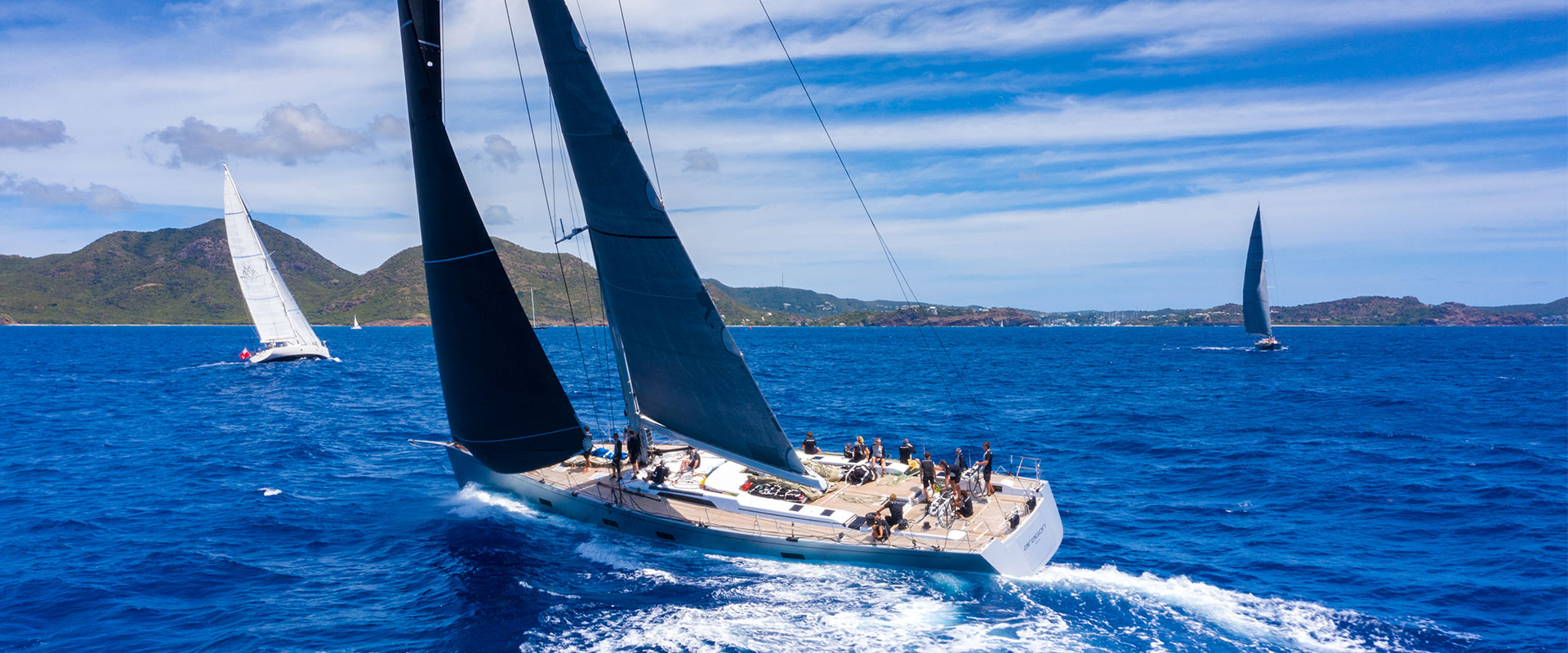 SW94 Aragon (Ex Windfall) | SW94 Yacht