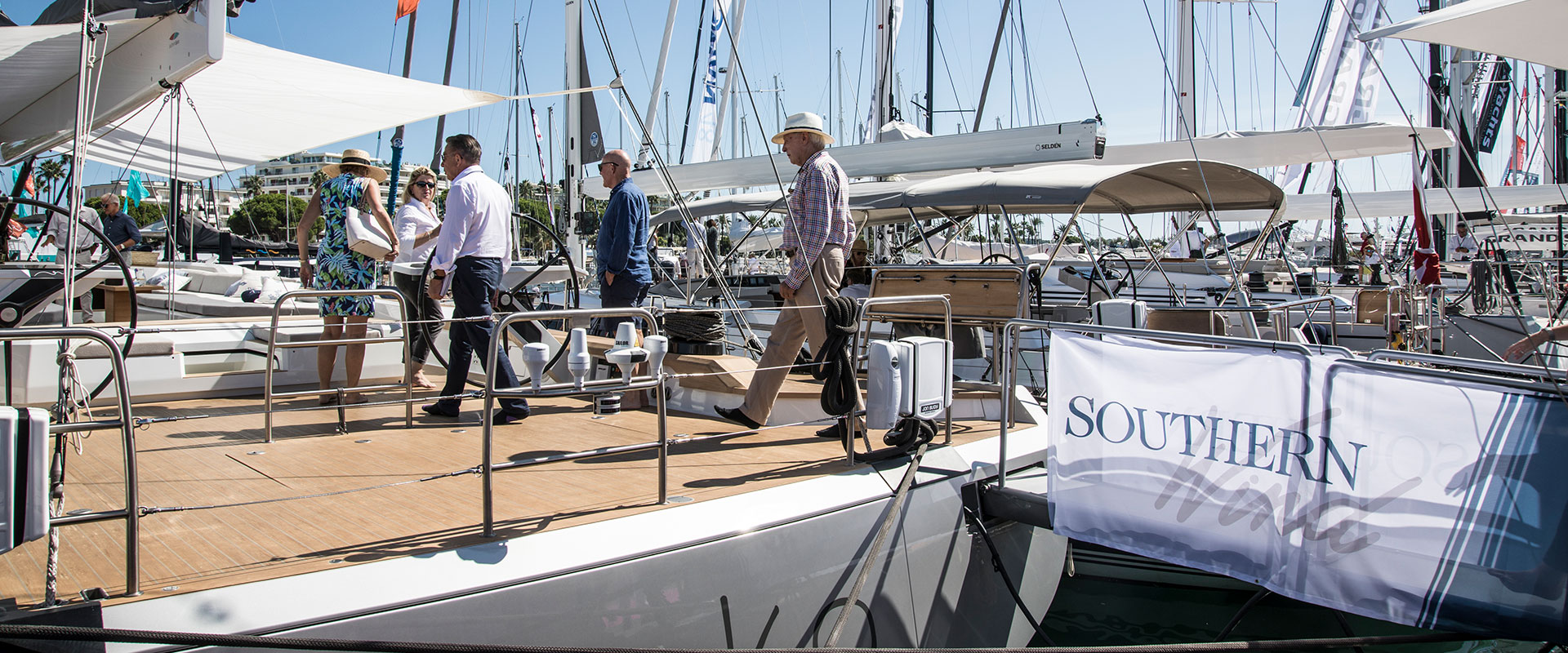 Boat Show_Cannes Yachting Festival