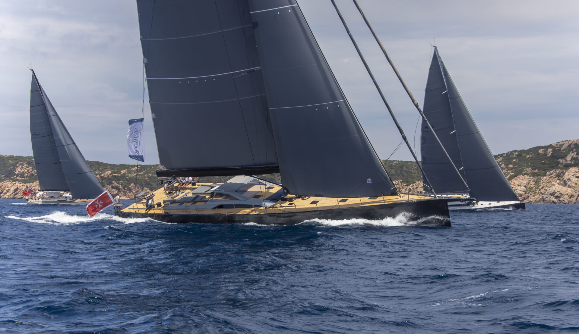 Southern Wind Sailing Yachts Racing in the 2021 SW Rendezvous & Trophy