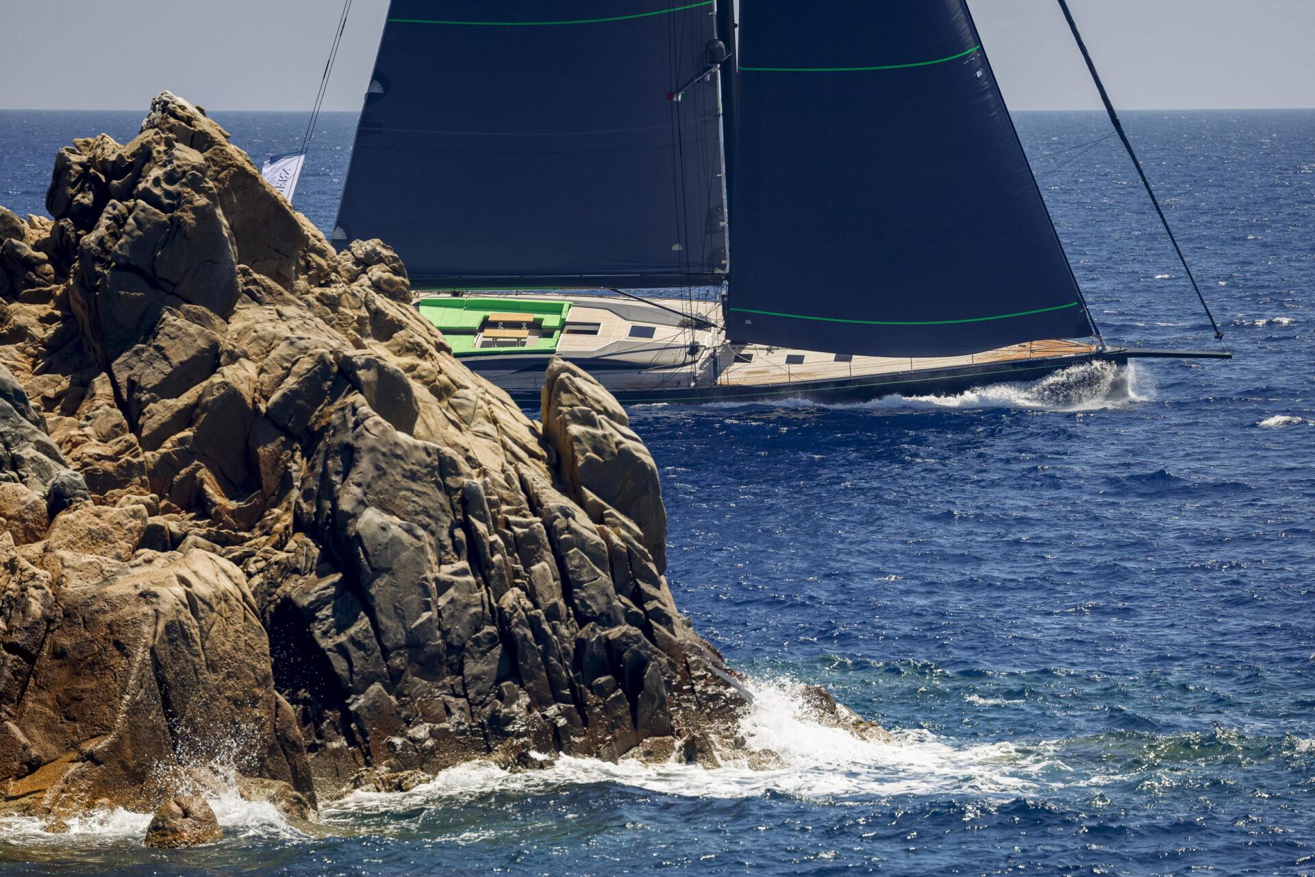 Loro Piana Superyacht Regatta 2021 SWS